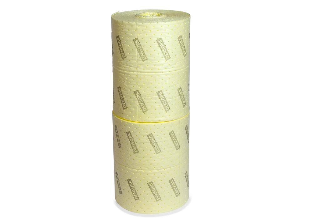 DENSORB Absorbent Rolls Economy Double, Special, Heavy, 2 Layers, 50 cm x 45 m, Pack of 2