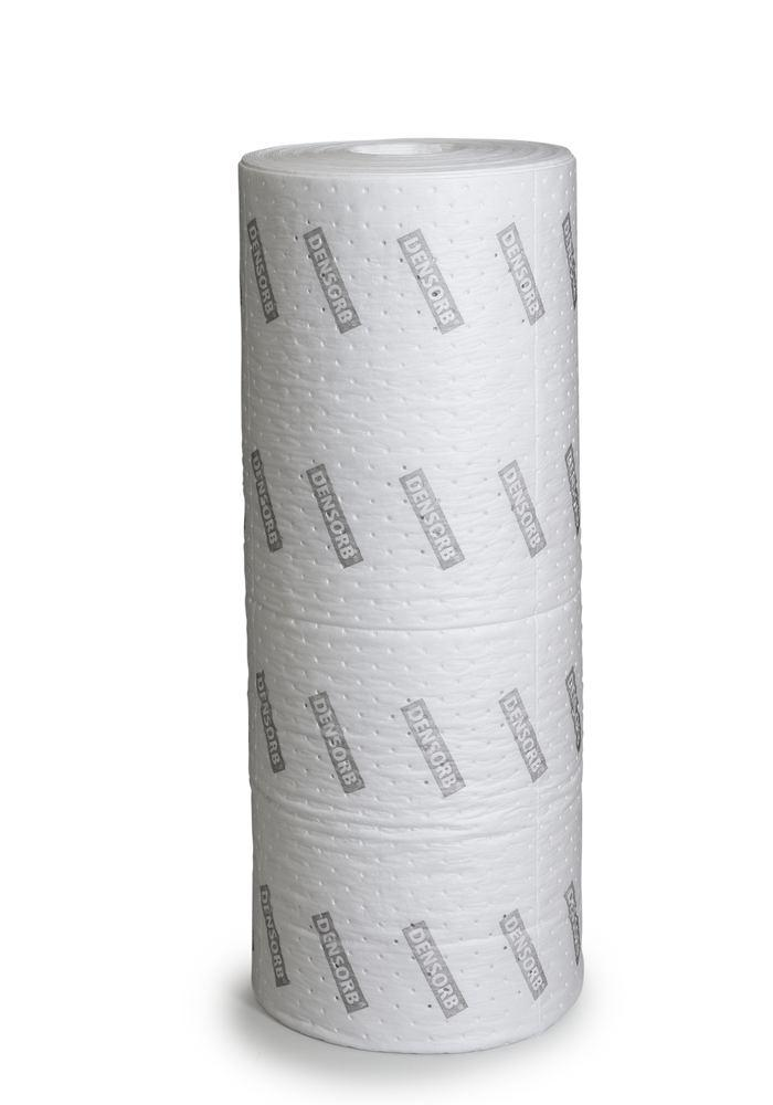 DENSORB Absorbent Roll Economy Double, Oil, Heavy, 2 Layers, 100 cm x 45 m
