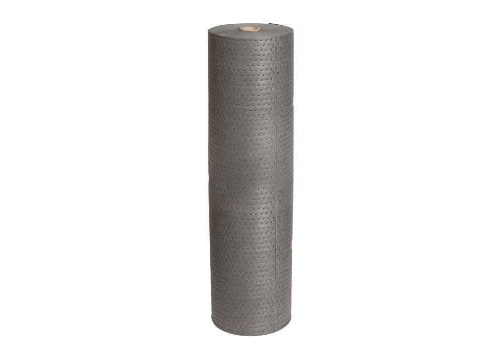 DENSORB Absorbent Roll Economy, Universal, Grey, Light, 150 cm x 45 m