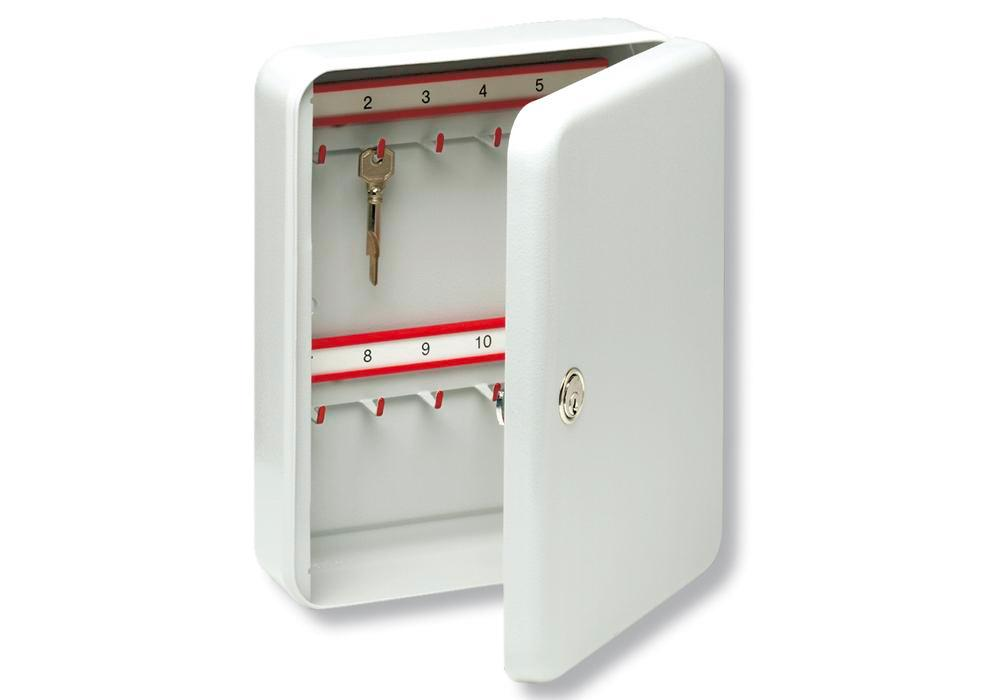 Key box CS 24, with 24 key hooks