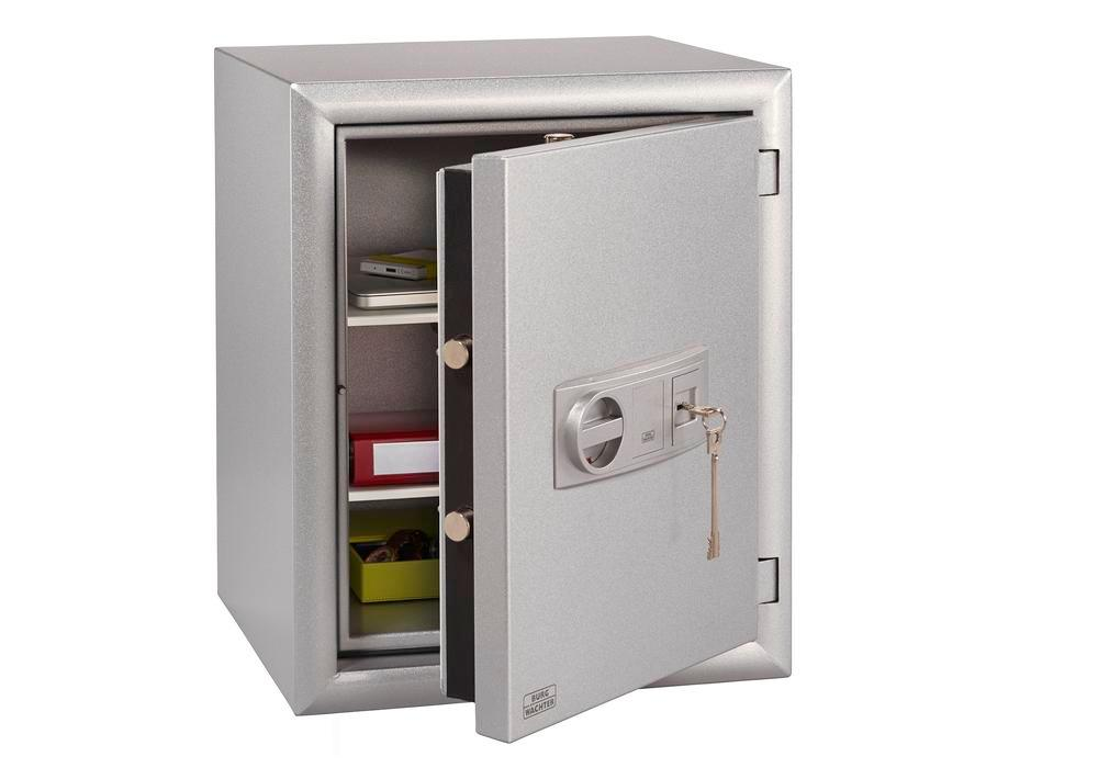 Safe Diplomat MTD 36 F60 S, with adaptable high security double-bitted lock