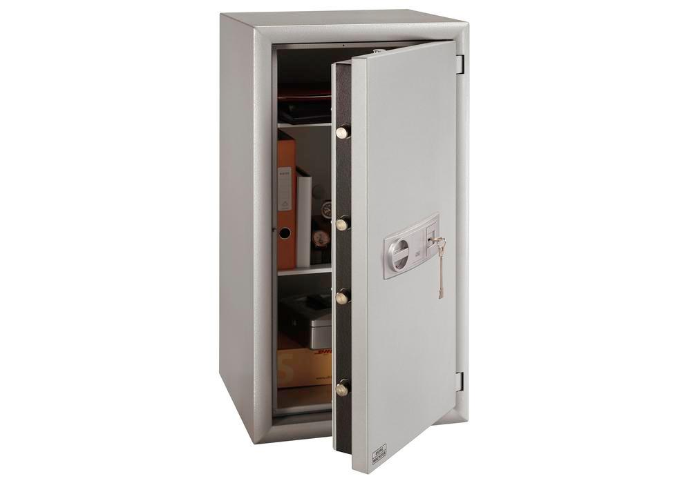 Safe Diplomat MTD 38 F60 S, with adaptable high security double-bitted lock