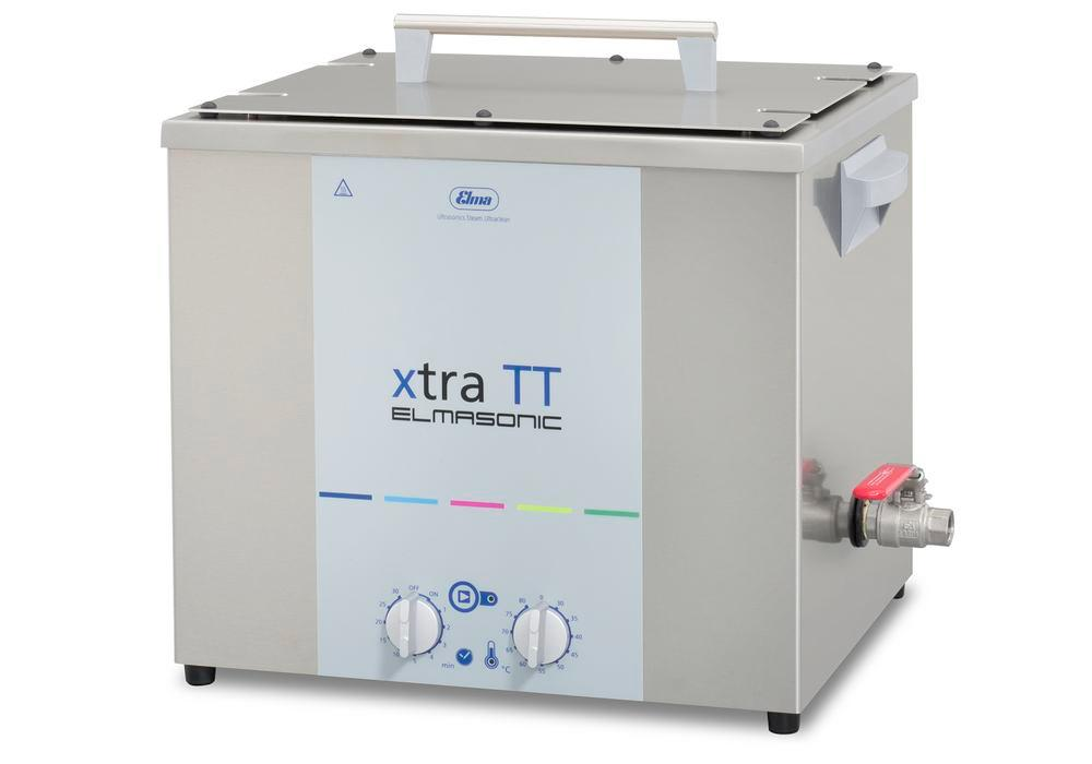 ULTRASONIC CLEANER xtra TT 120 H