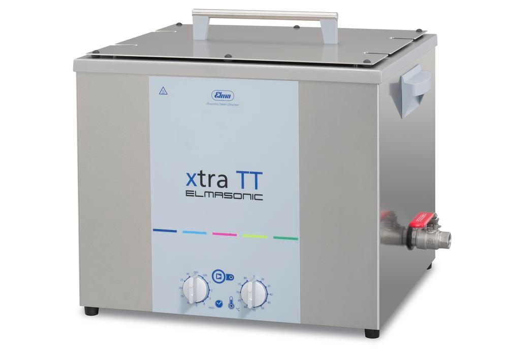 ULTRASONIC CLEANER xtra TT 200 H