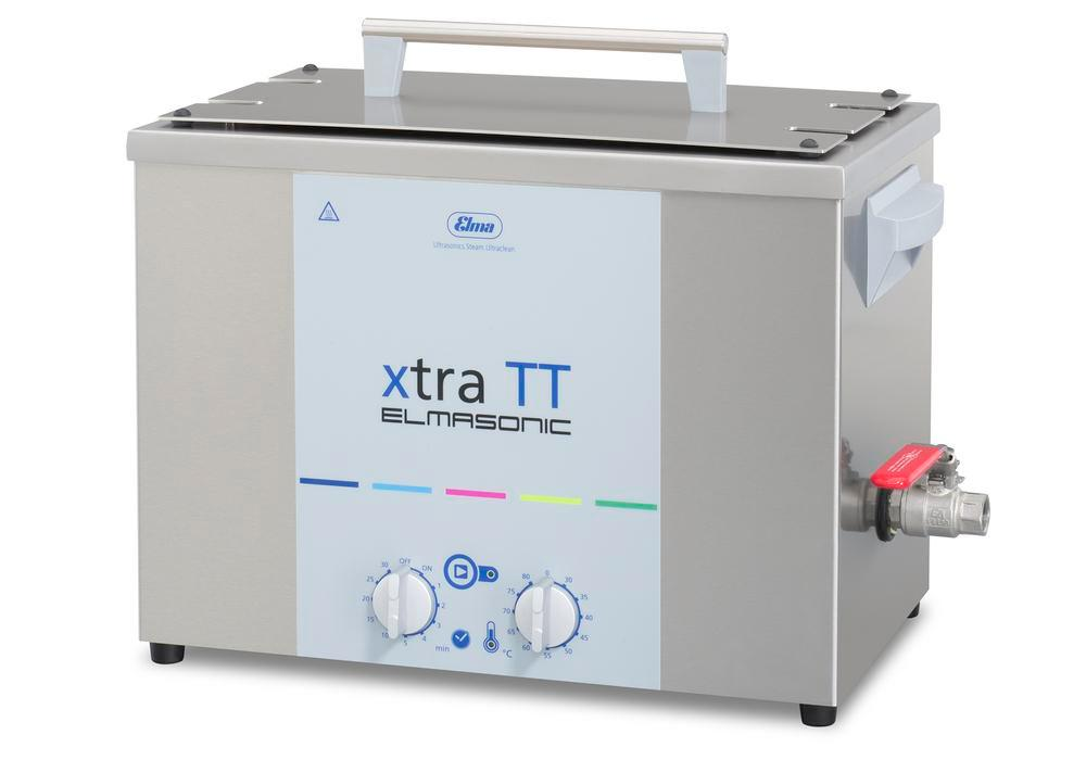 ULTRASONIC CLEANER xtra TT 60 H