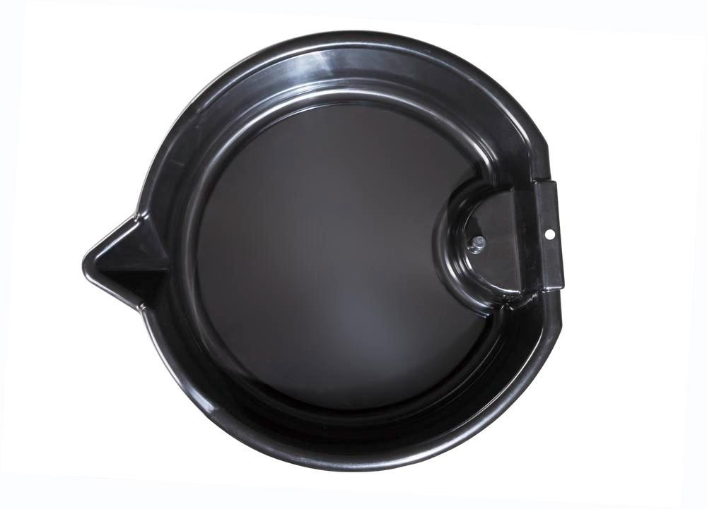 Waste Oil Sump, 8 l, open, with placement area for e. g. oil filter