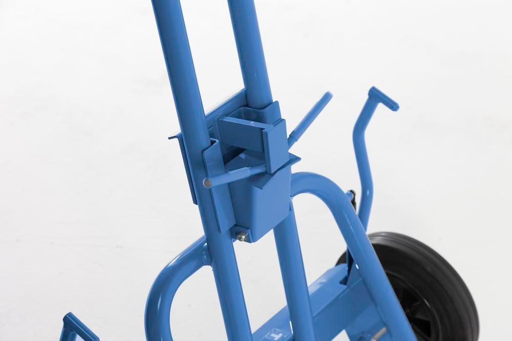 Drum Transportation and Mounting Trolley FTH 1
