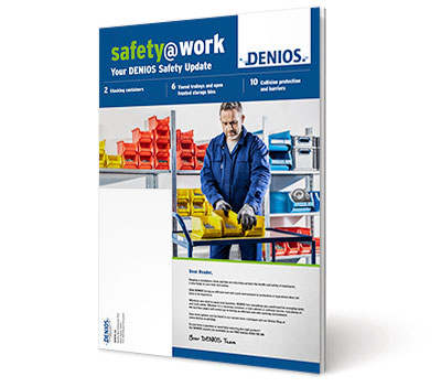 Safety at Work - Production and work safety equipment