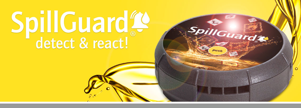 SpillGuard® - the revolution in hazardous substance leakage detection