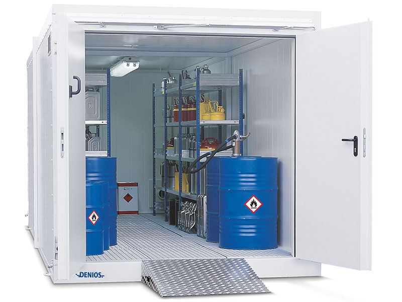 Fire Rated Storage