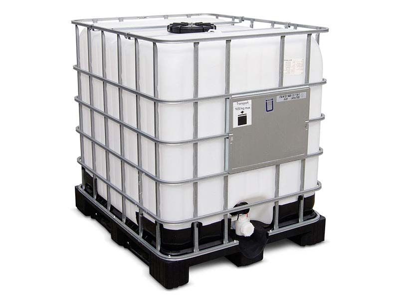Intermediate Bulk Container Food Tote Grade Used TANK IBC Can Ship 2 FROM £50 UK