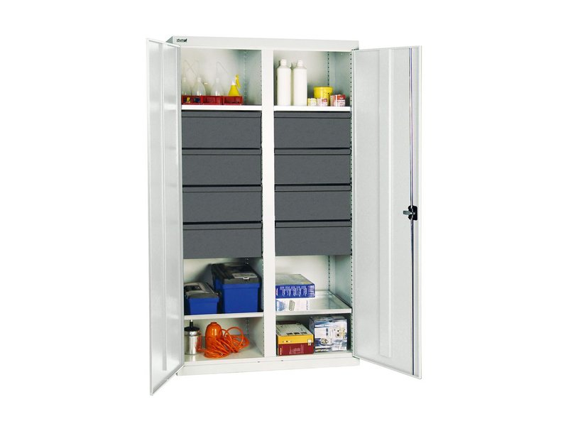Equipment Cabinets with Drawers