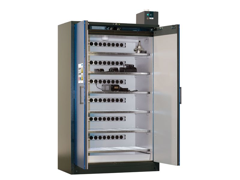 Lithium-ion Safety Cabinets